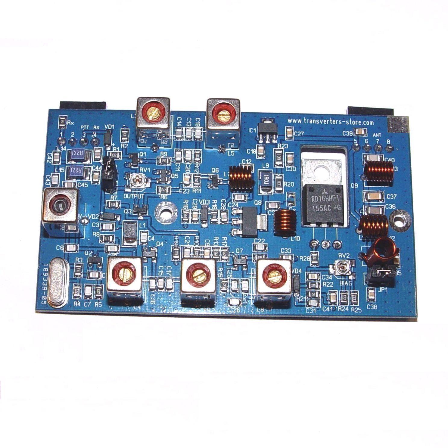 144 28 mhz transverter board. Black Bedroom Furniture Sets. Home Design Ideas